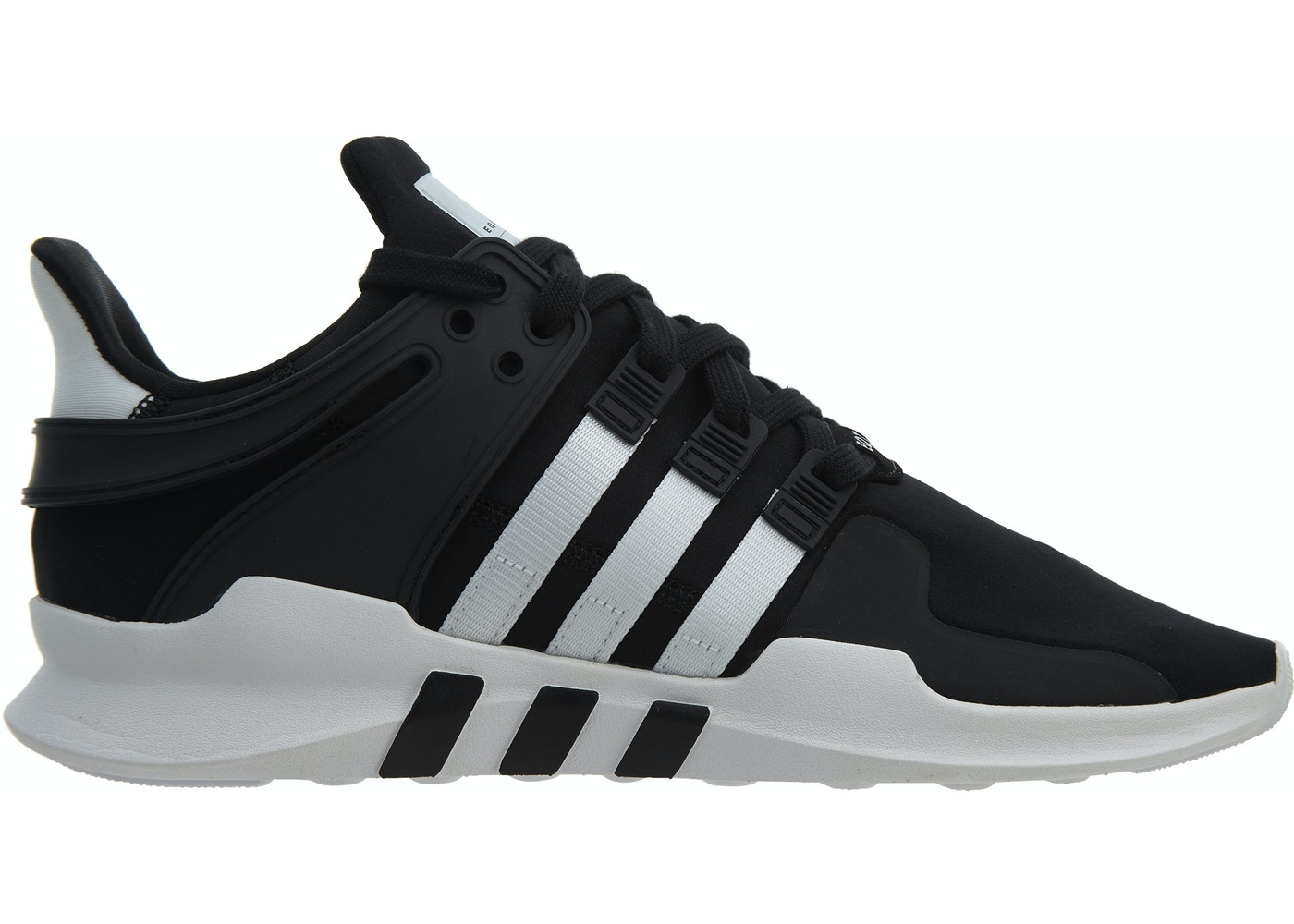 finest selection 00a6c 2e7e1 adidas Eqt Support Adv Black White-Black