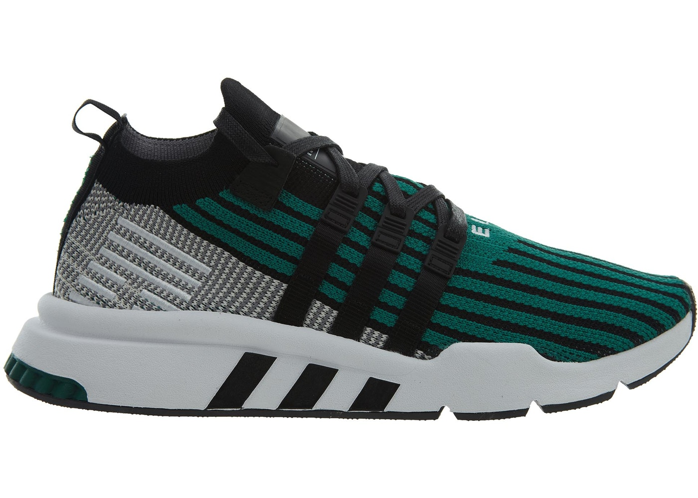 official photos 81888 b91c8 adidas Eqt Support Mid Adv Pk Black Black-Sub Green