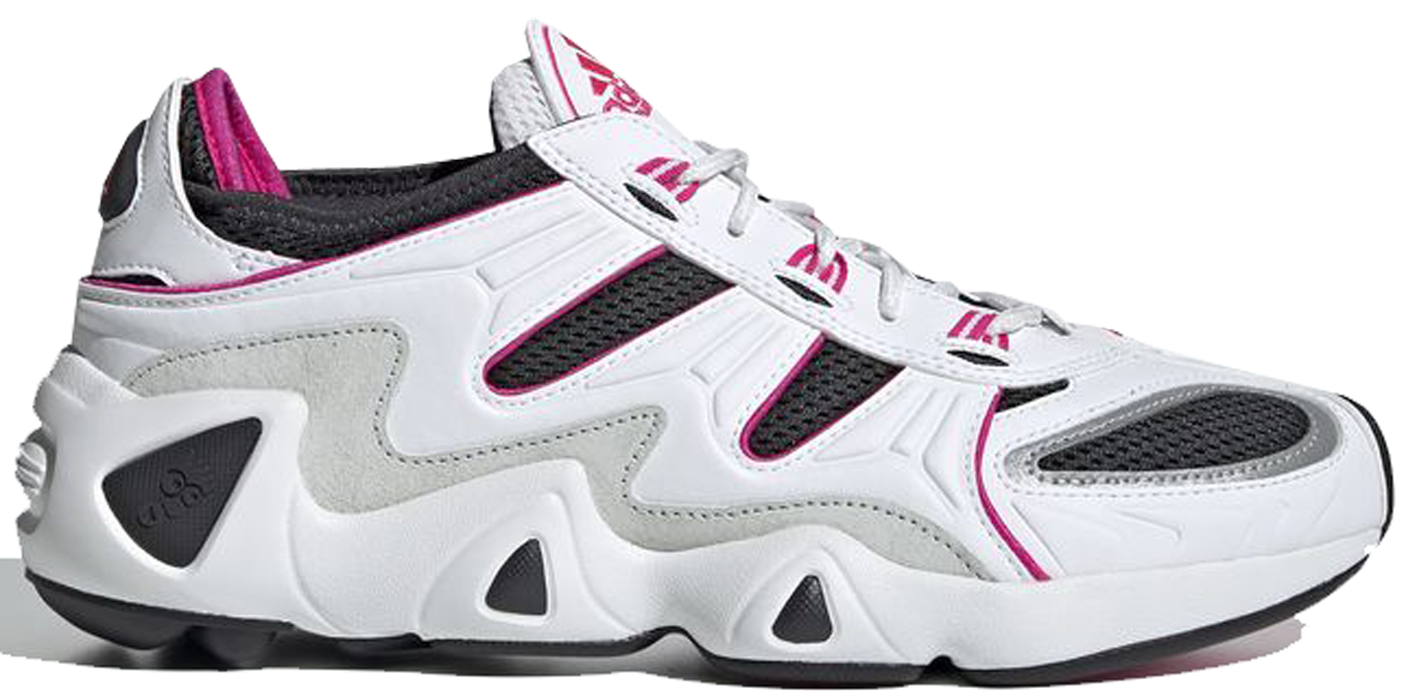 adidas FYW S-97 Crystal White Shock Pink