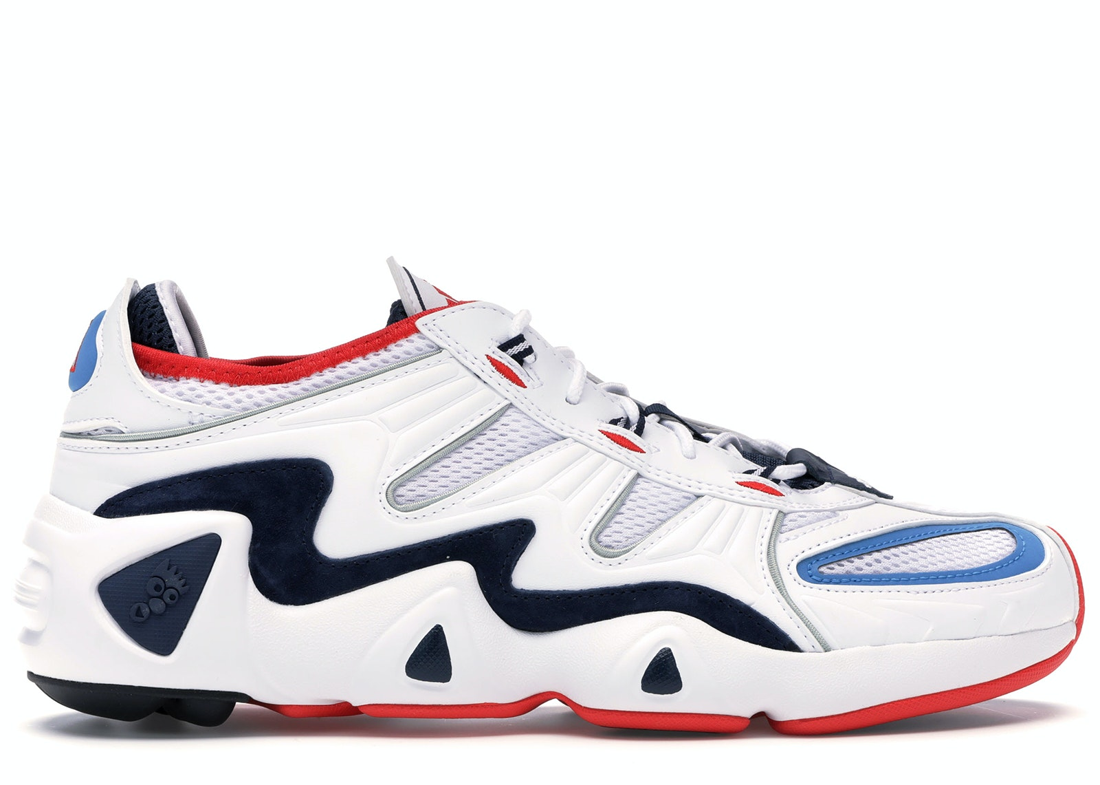 adidas FYW S-97 White Navy Red