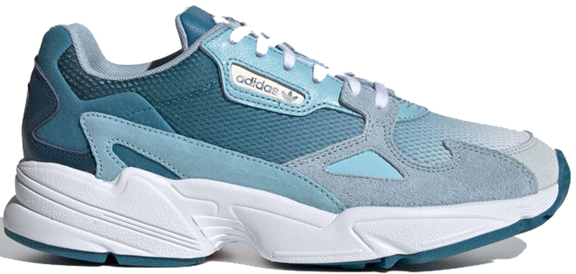 adidas Falcon Blue Tint Light Aqua (W