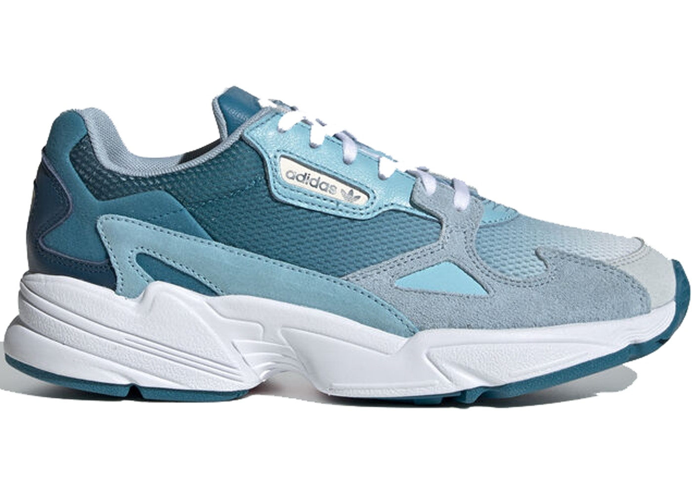 adidas Falcon Blue Tint Light Aqua (W)