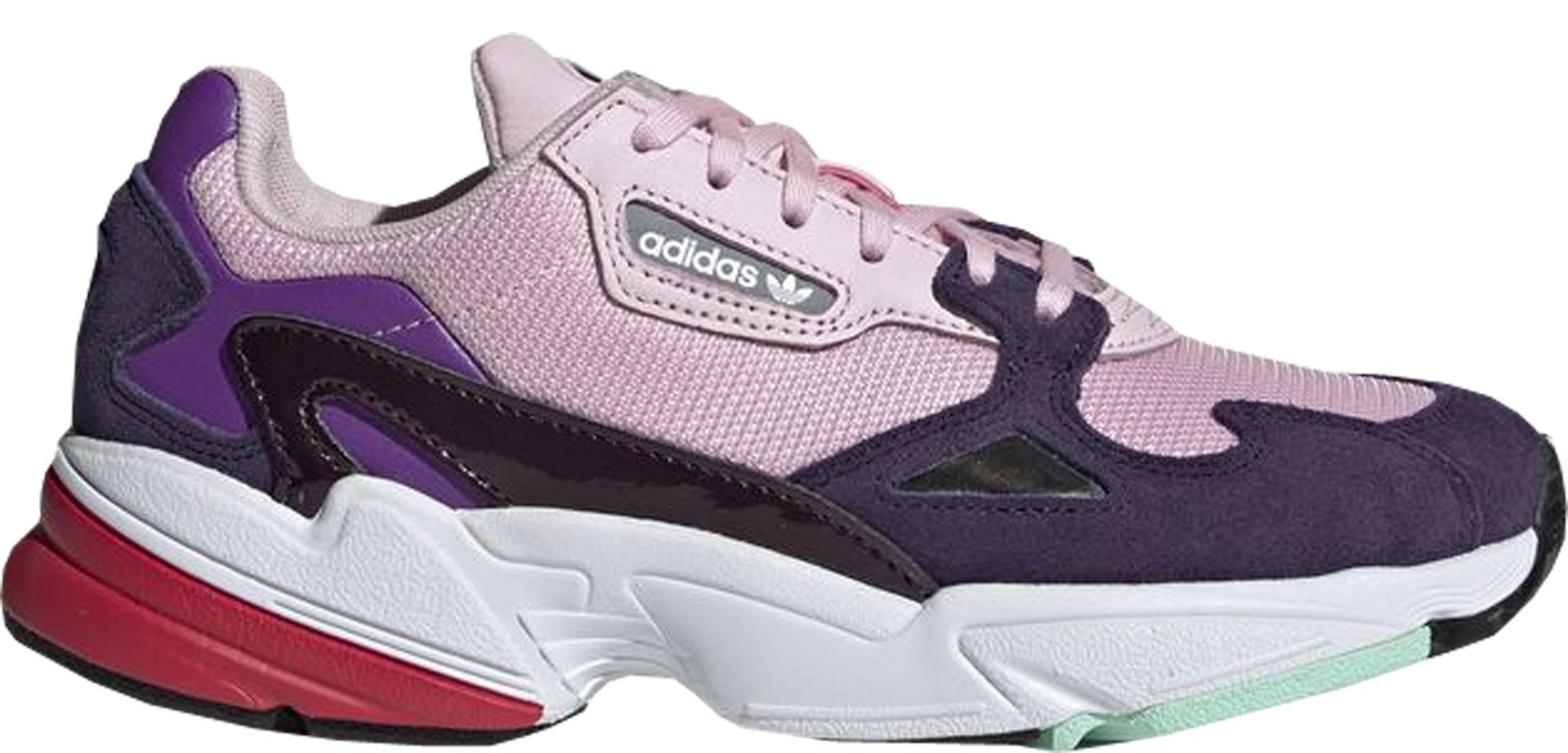 adidas Falcon Clear Pink Legend Purple (W)