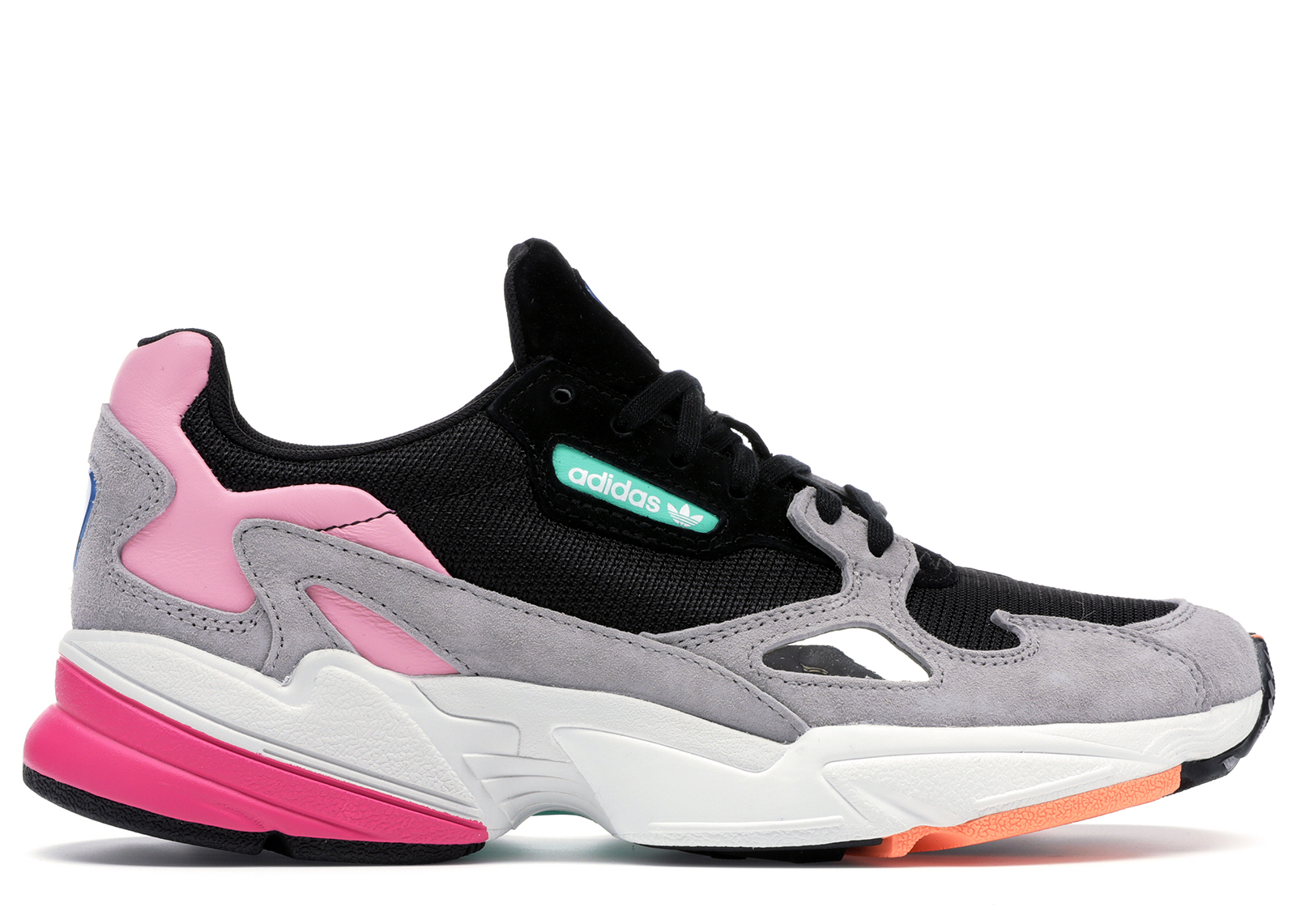 adidas Falcon Core Black Light Granite (W)