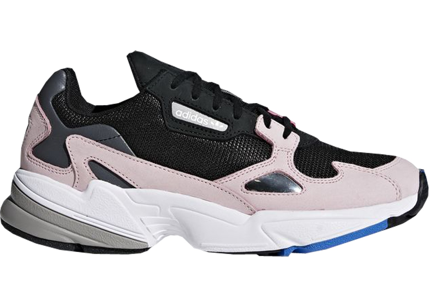 adidas Falcon Core Black Light Pink (W)