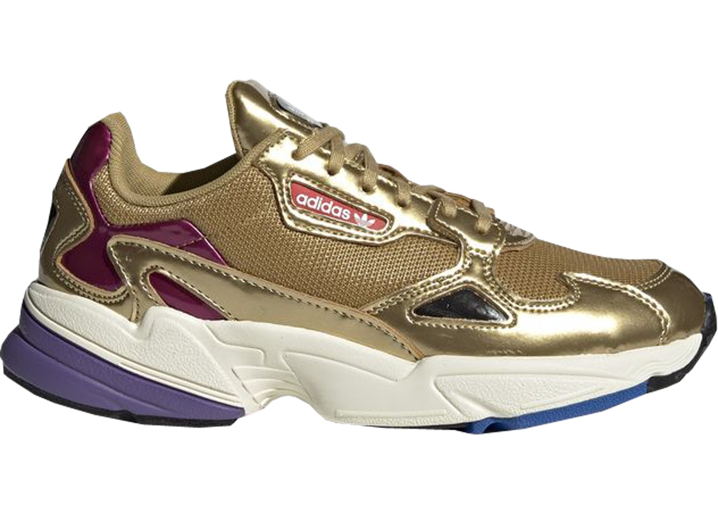 adidas Falcon Gold Metallic (W)