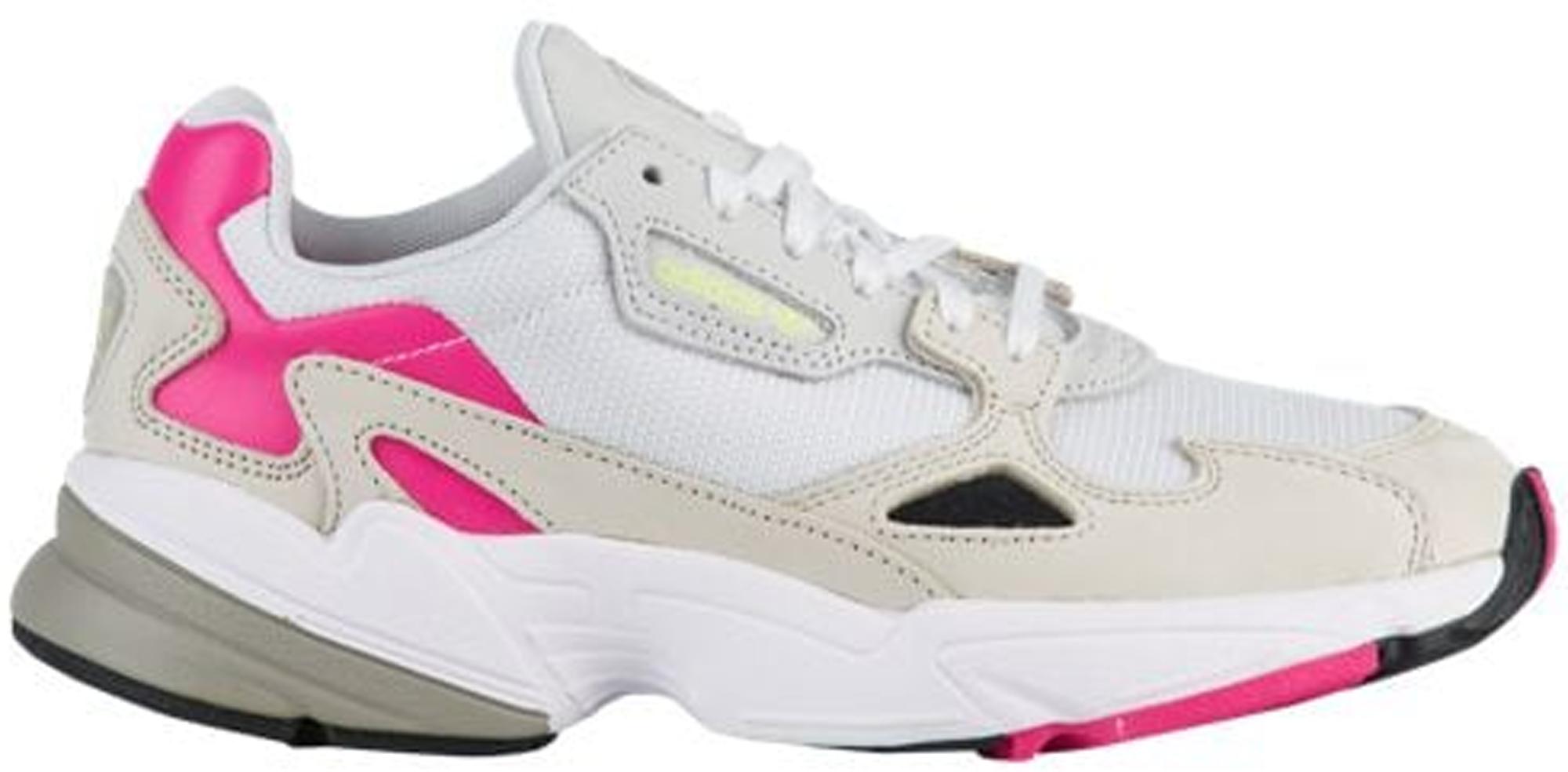 adidas Falcon Grey Pink (W) - CM8537