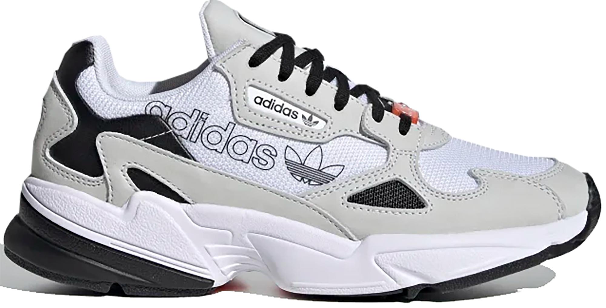 adidas Falcon K-Pop Cloud White (W
