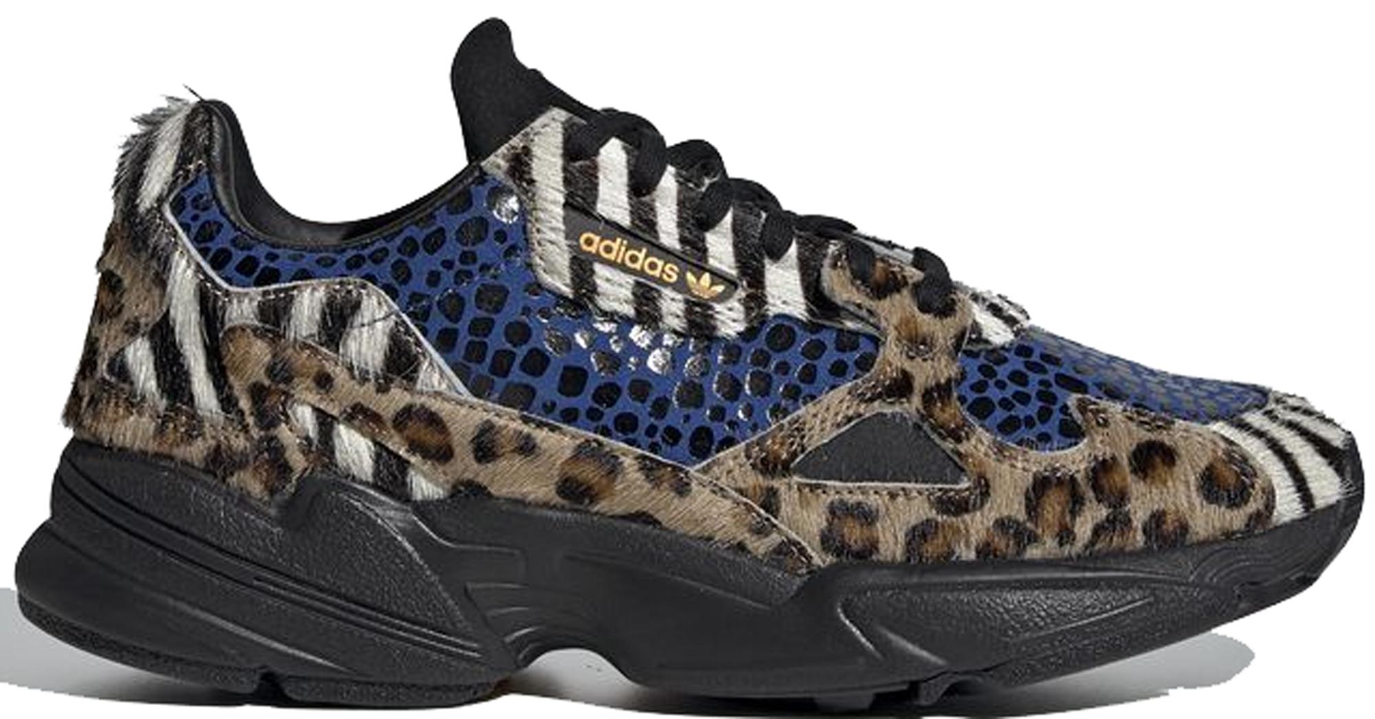 adidas Falcon Leopard (W) - F37016