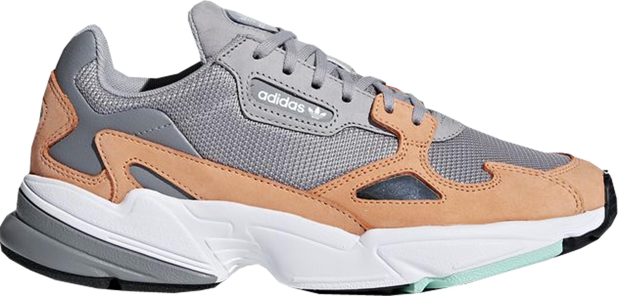 adidas Falcon Light Granite Easy Orange (W)