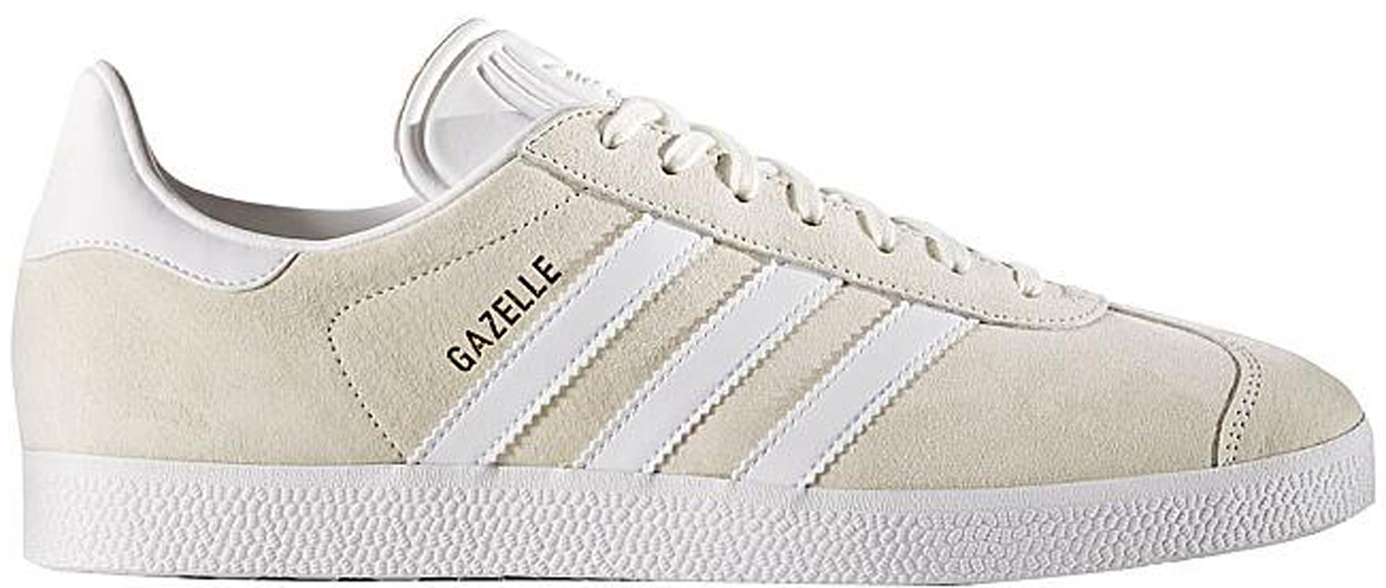 adidas Gazelle Off White Chalk White