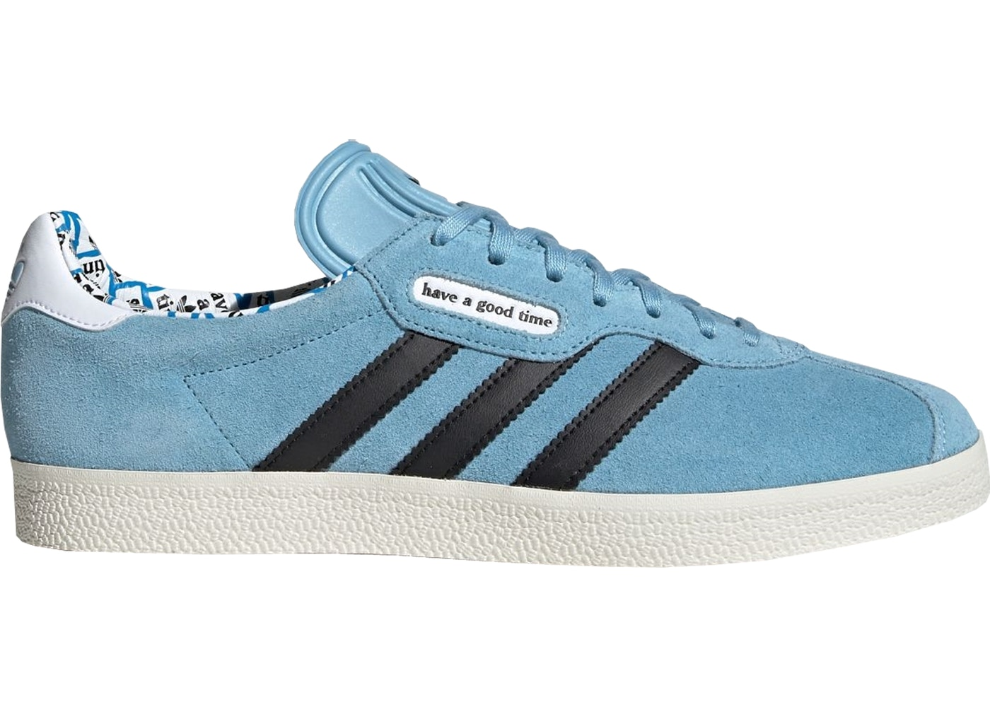 check-out ab34f 3caf3 adidas Gazelle Super Have A Good Time