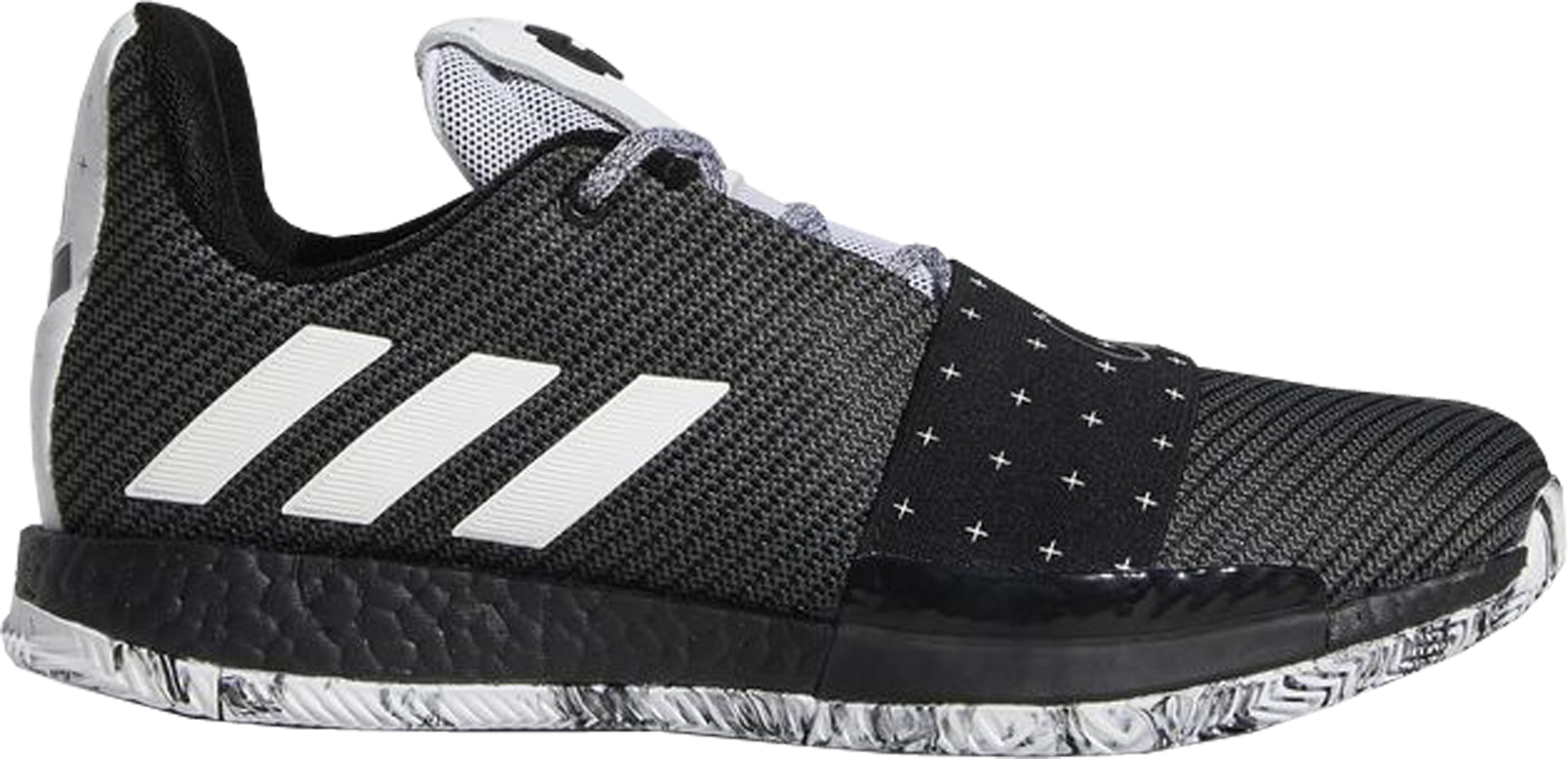 adidas Harden Vol. 3 Black White