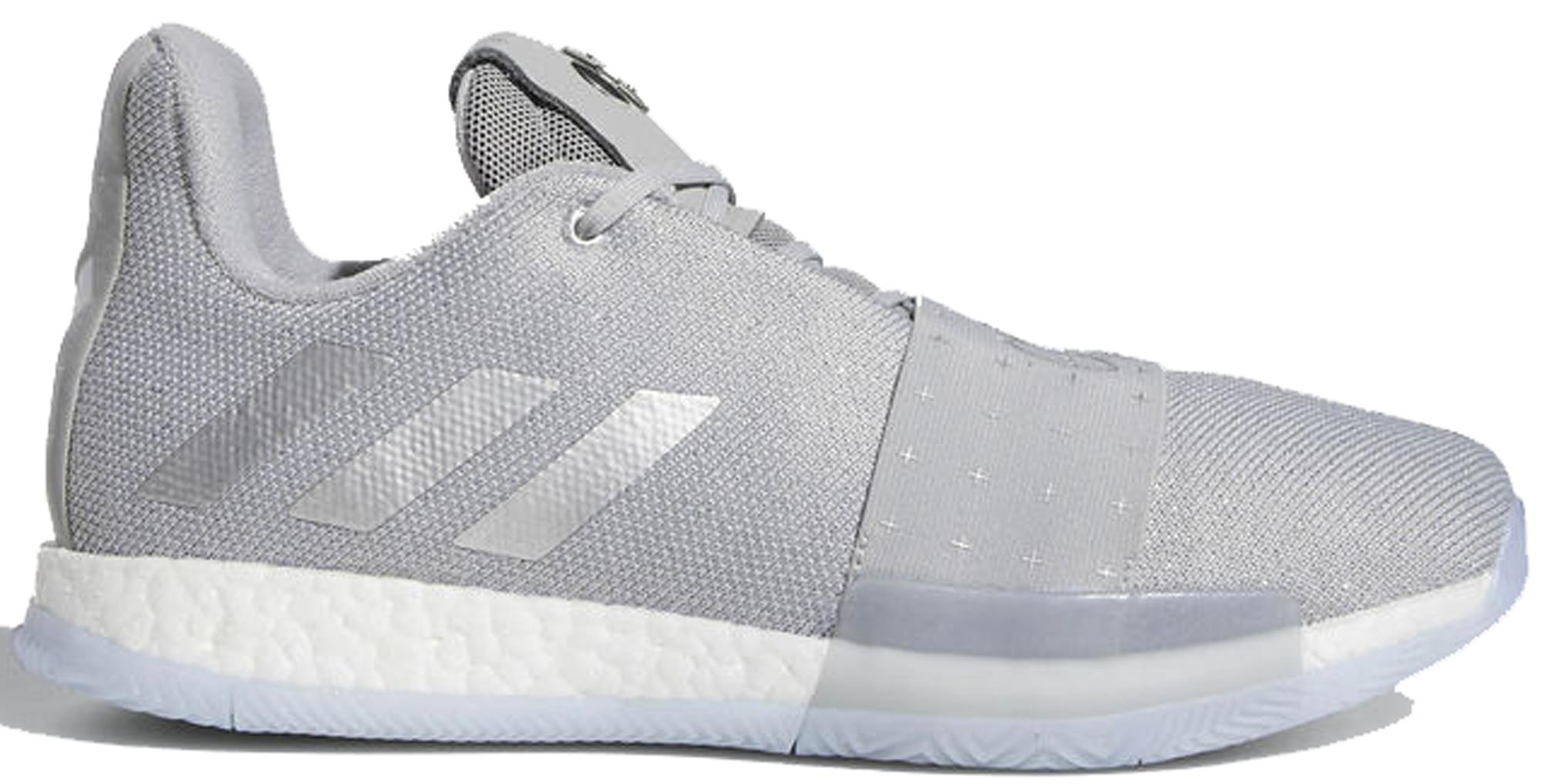 adidas Harden Vol. 3 Grey Two