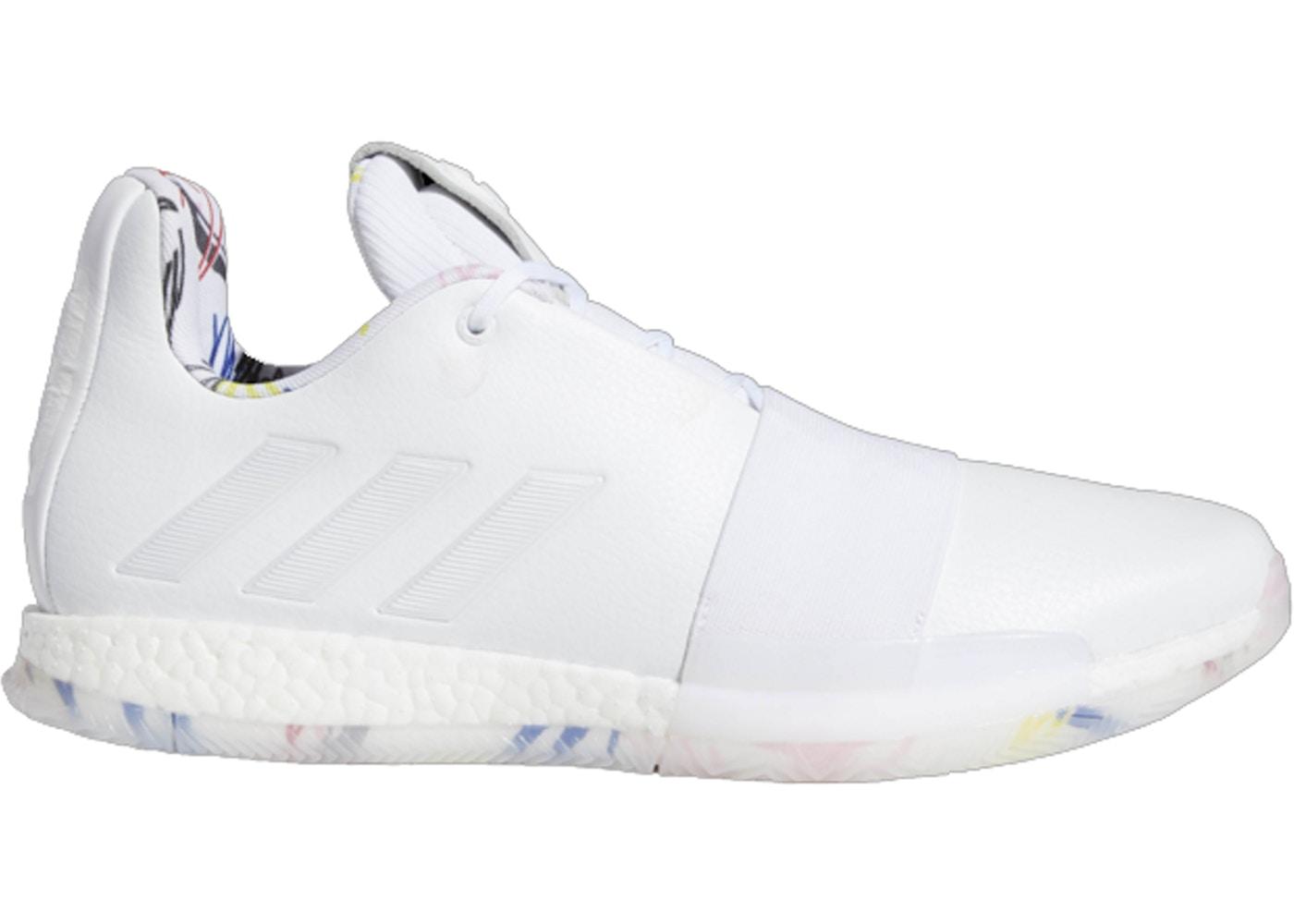 adidas Harden Vol. 3 Shoes White | adidas US