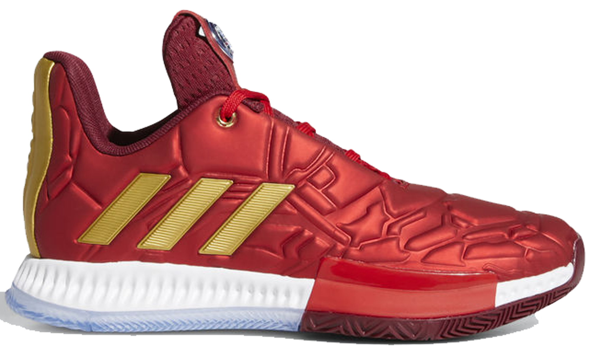 adidas Harden Vol. 3 Marvel Iron Man (GS)