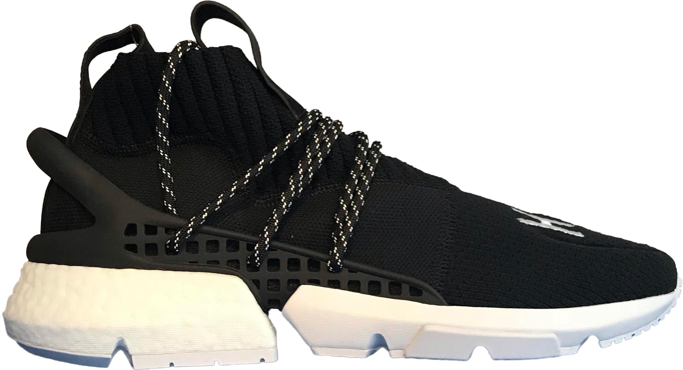 adidas Hu Pod Pharrell Black