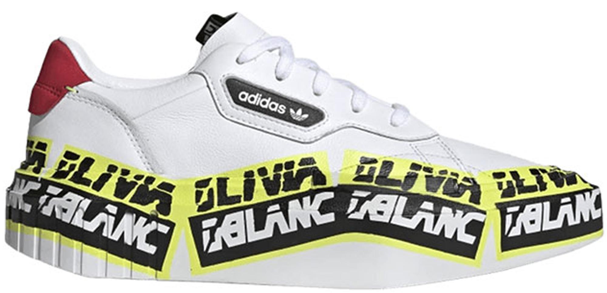 adidas Hypersleek Olivia LeBlanc Construction Tape (W)
