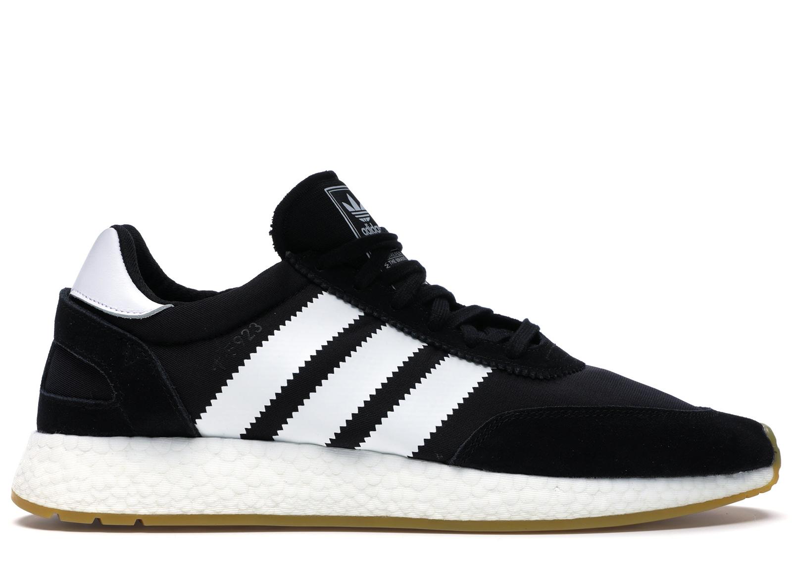 adidas I-5923 Black White Gum - D97344