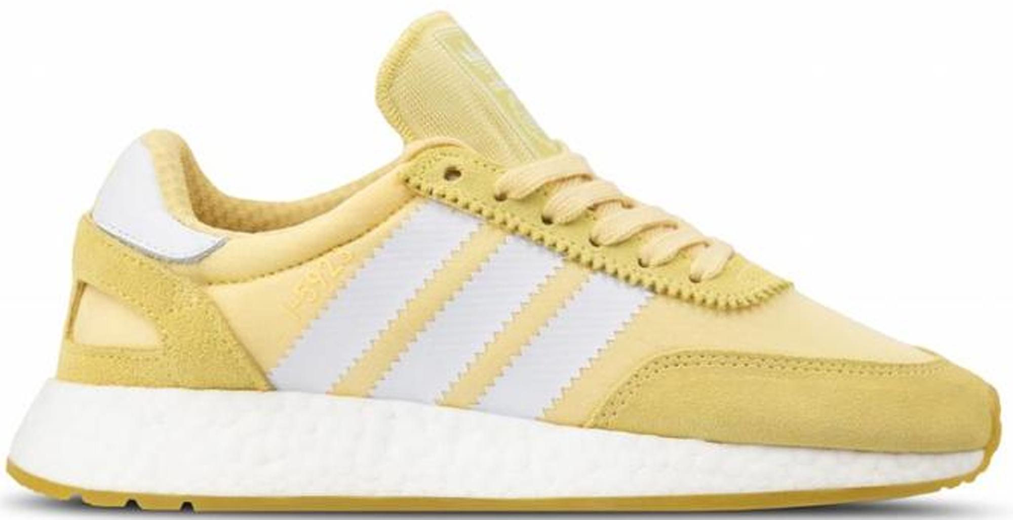 adidas I-5923 Clear Yellow (W)