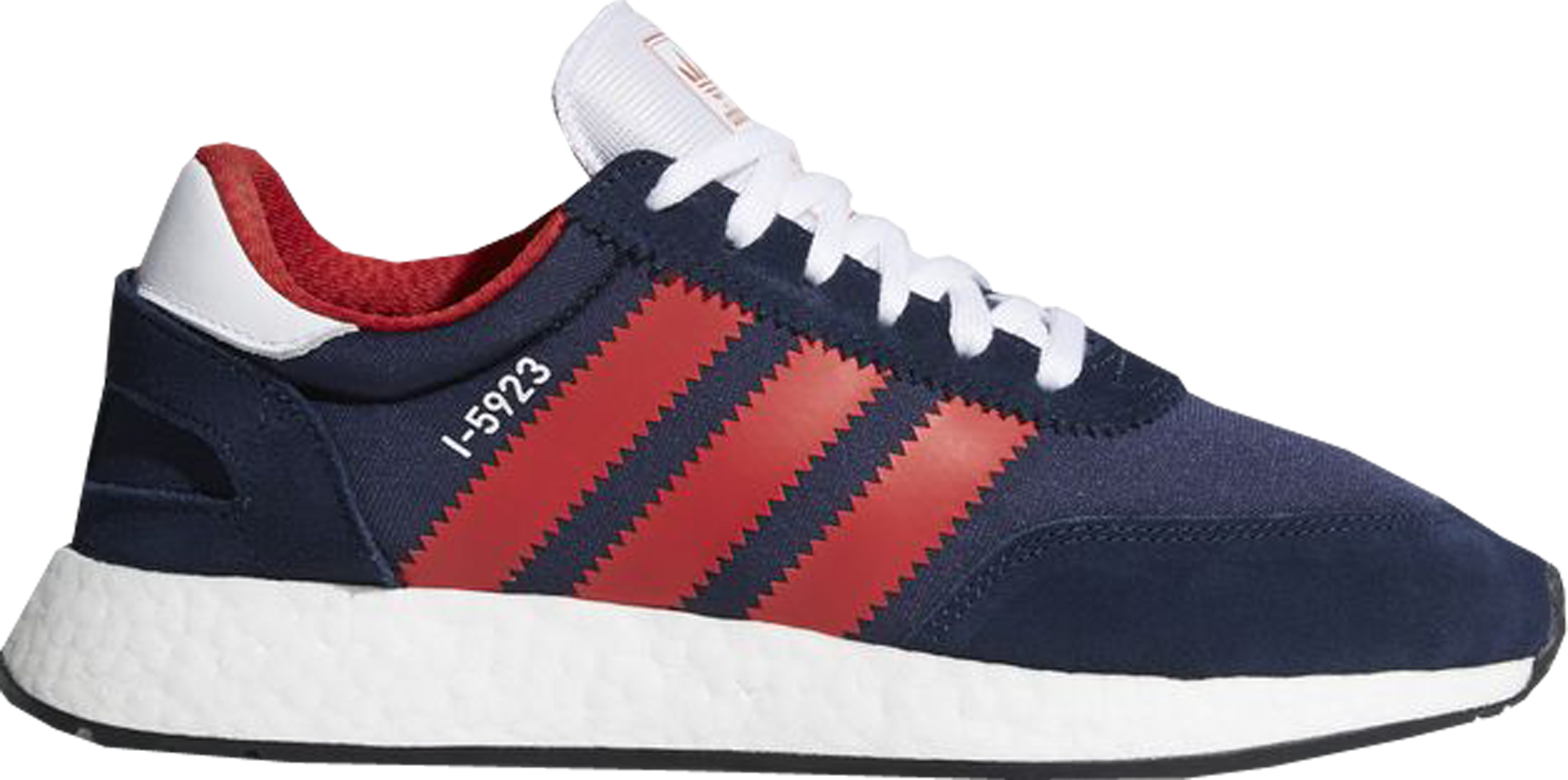 adidas I-5923 Collegiate Navy Collegiate Red