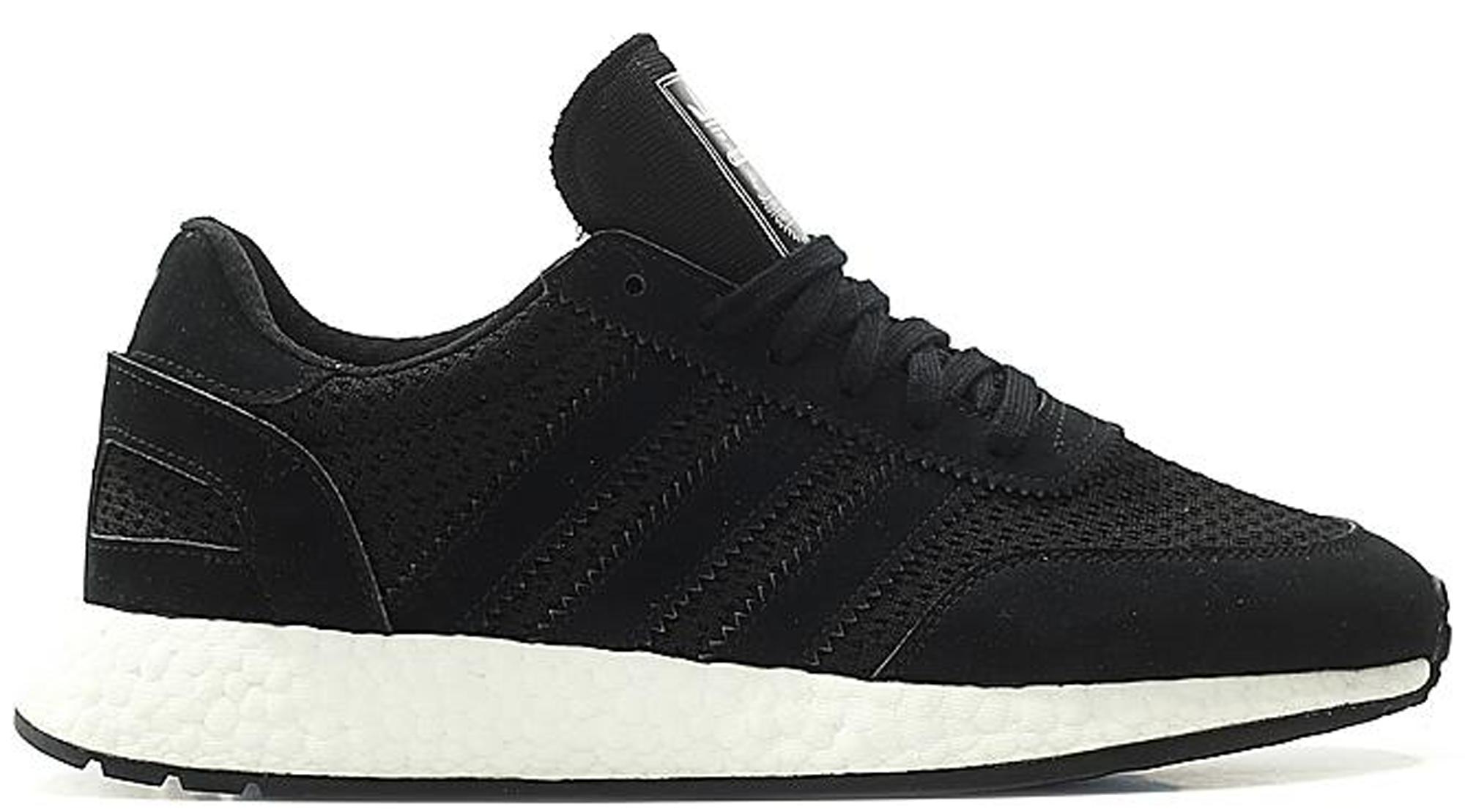 Adidas Iniki Runner Boost All Black BB2090 YouTube