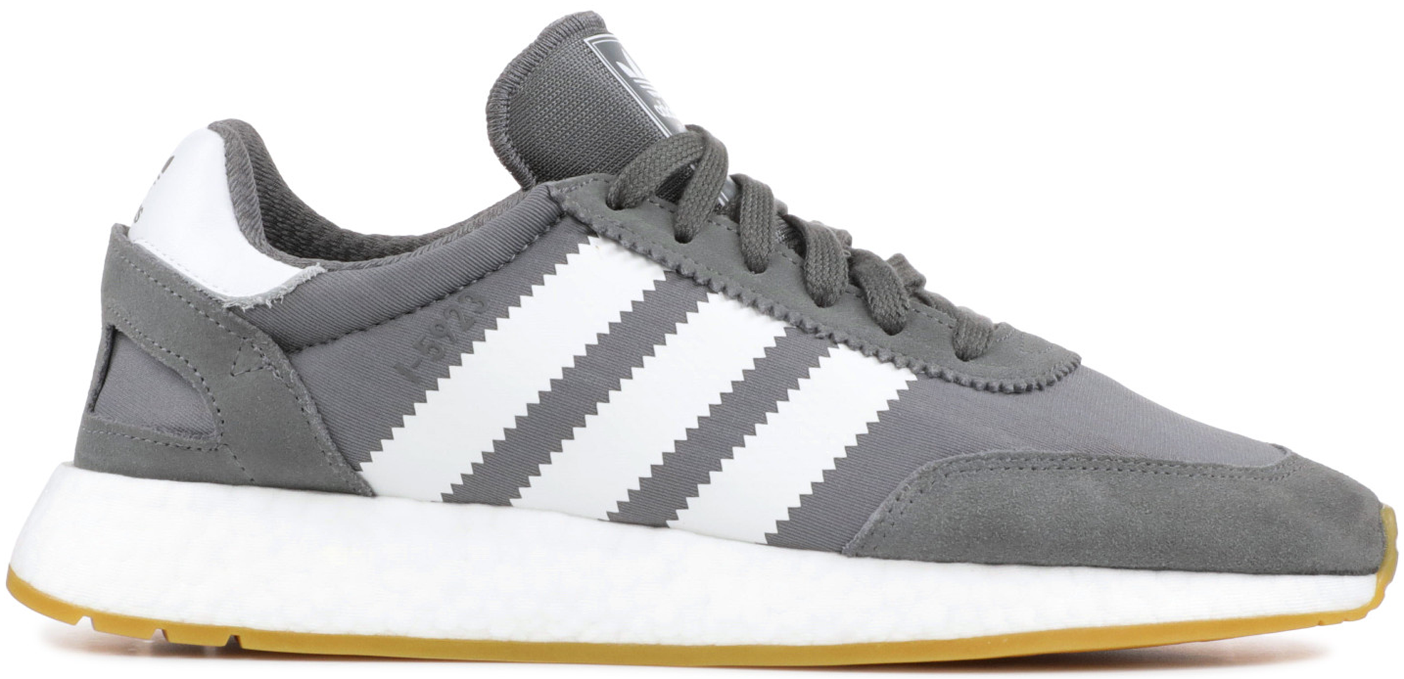 adidas I-5923 Grey Four Gum