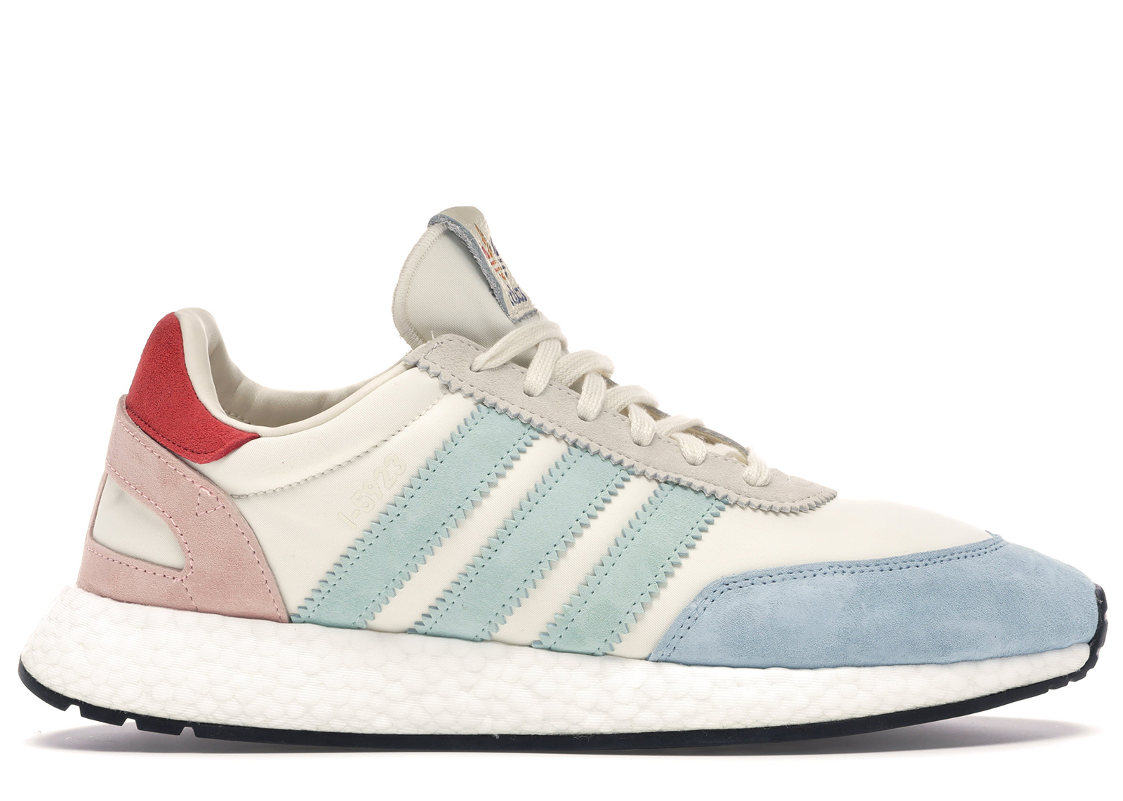 adidas I 5923 Boost ''Pride Pack'' (Creme Pale Blue Mint)