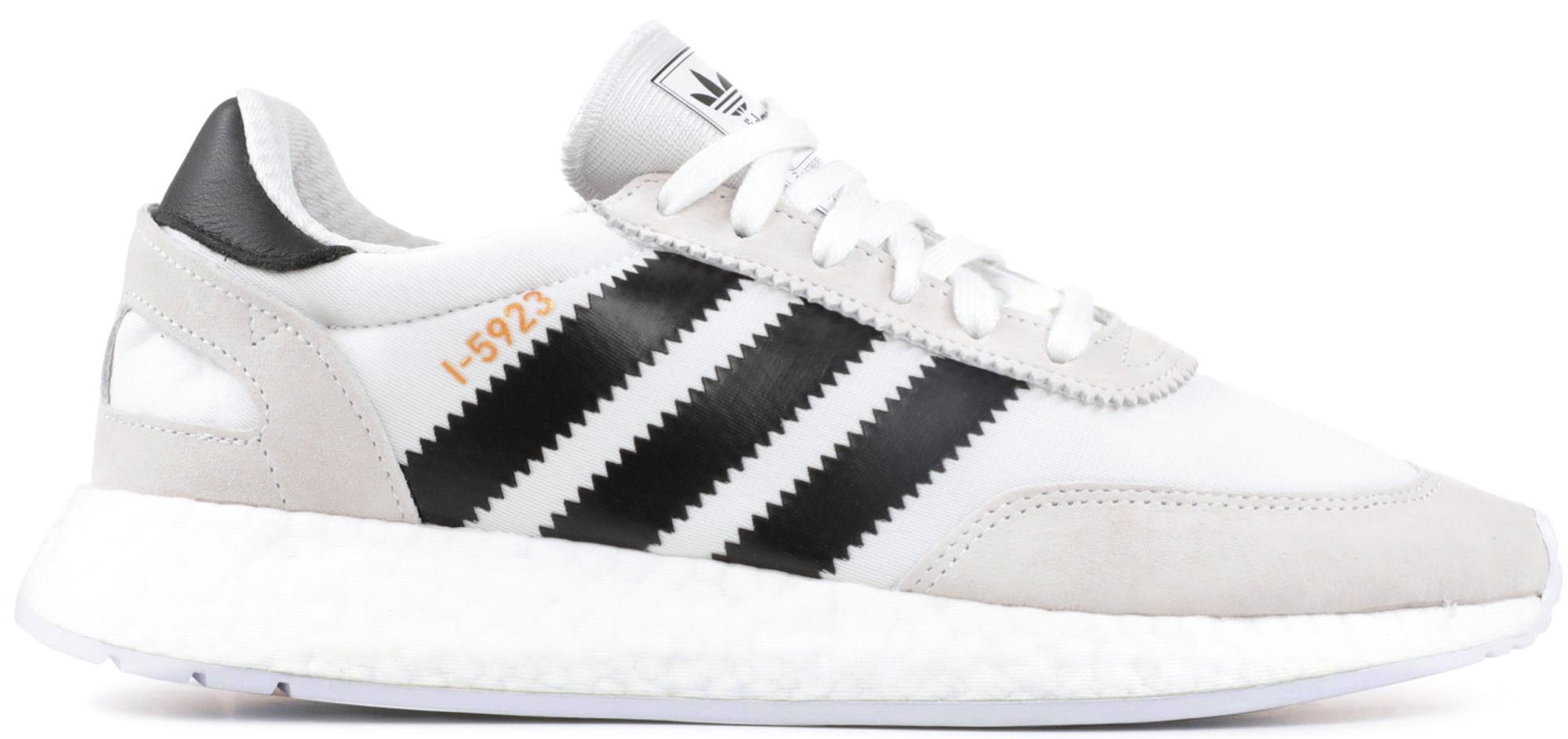 adidas I-5923 White Black