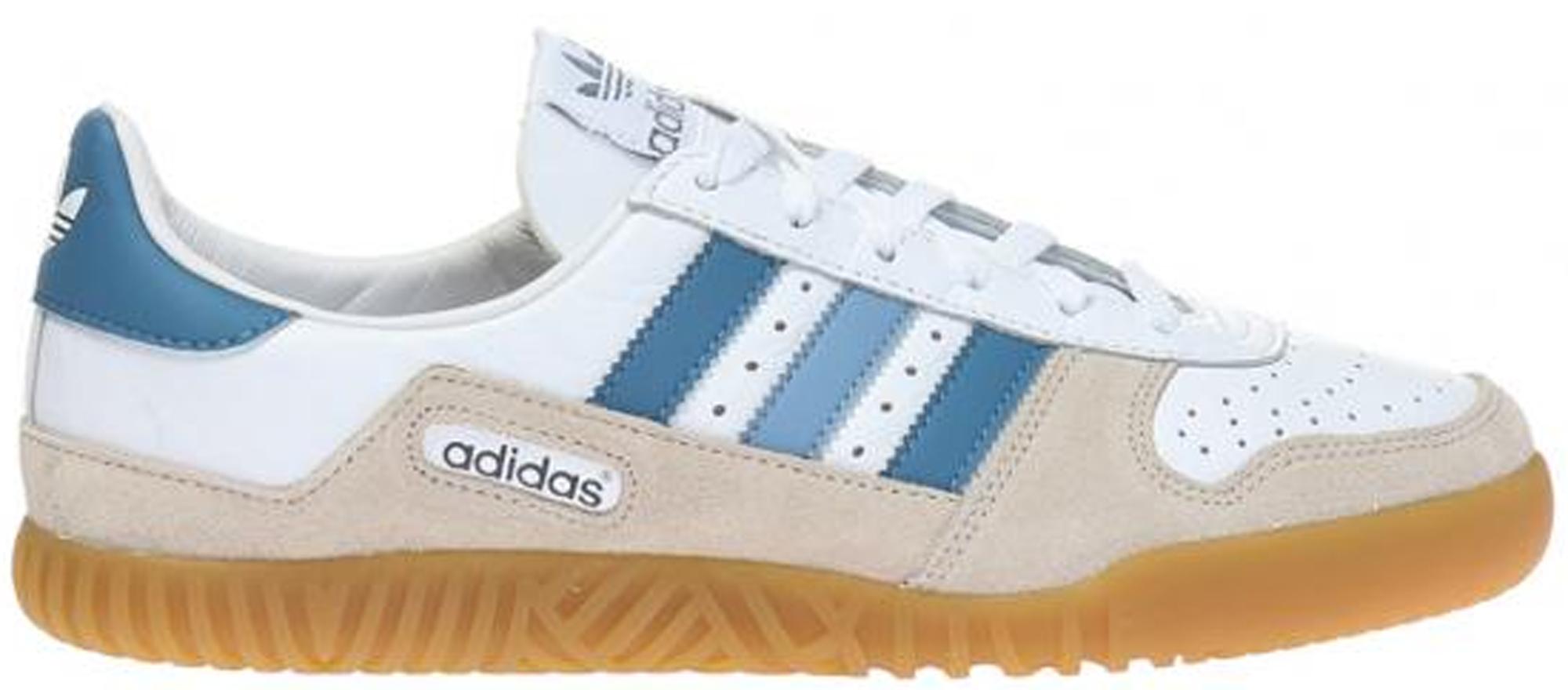adidas Indoor Comp Spezial Cloud White