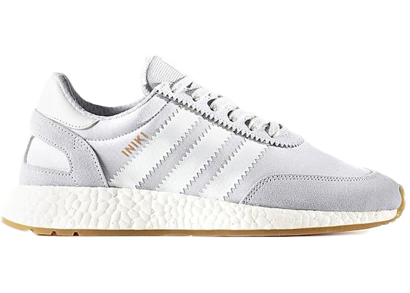 3e56b8a825125 adidas Iniki Runner Grey One Gum (W)