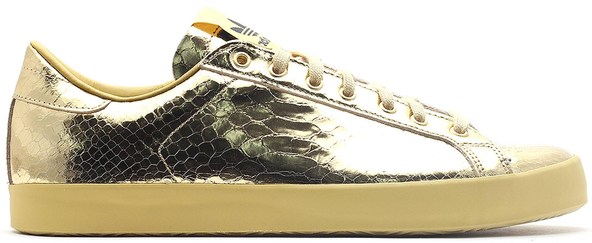 adidas JS Rod Laver Gold - D65861