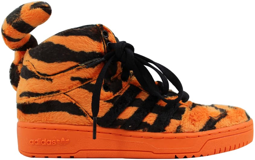 adidas Jeremy Scott Tiger Orangle/Black
