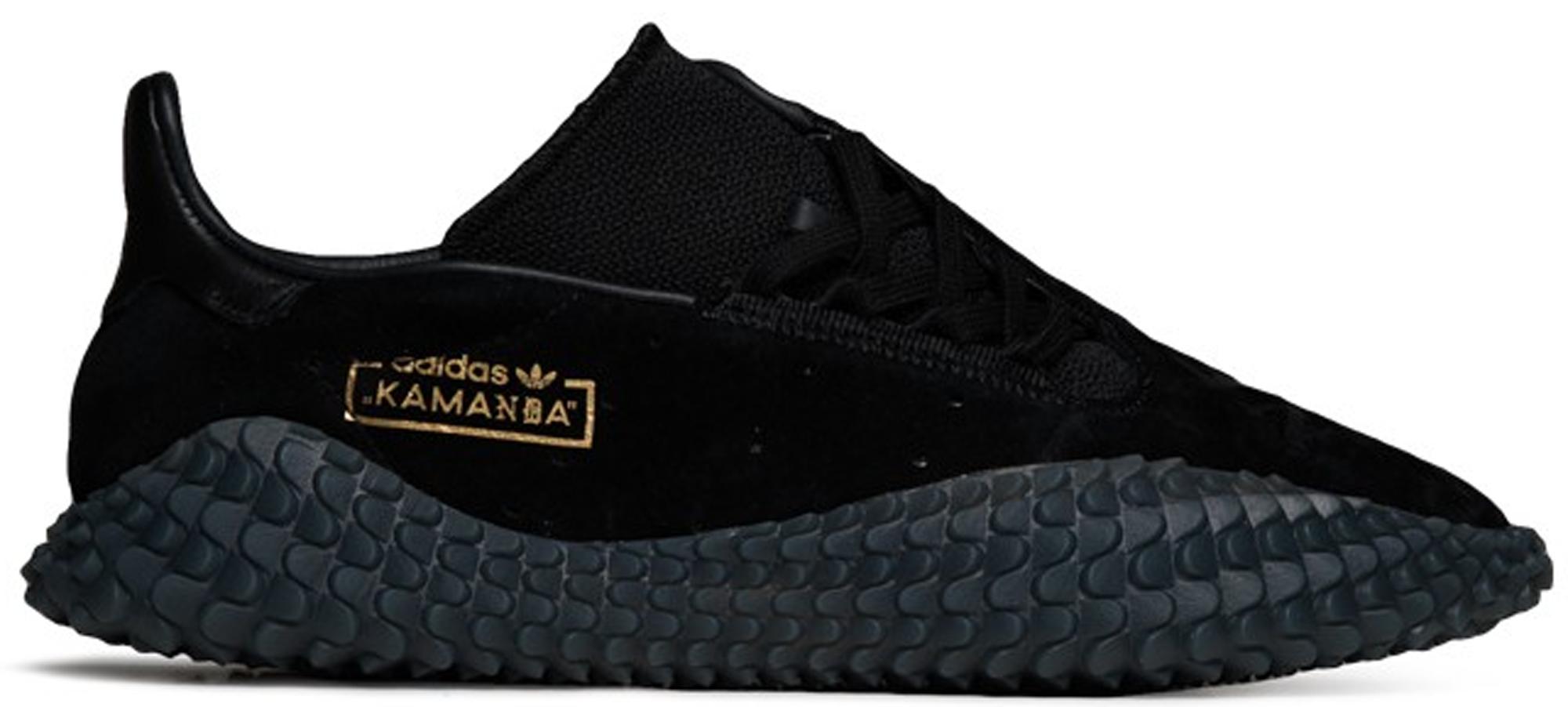 adidas Kamanda Neighborhood Black