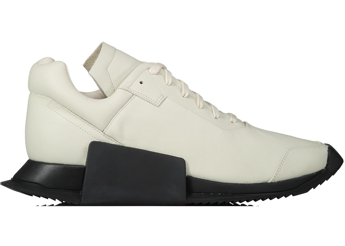 26fe7b30f adidas Level Runner Low 2 Rick Owens Milk Black