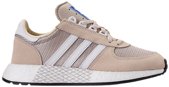 Adidas Originals Adidas Marathon Tech Ecru Tint (w) In Ecru Tint/cloud White/clear Brown