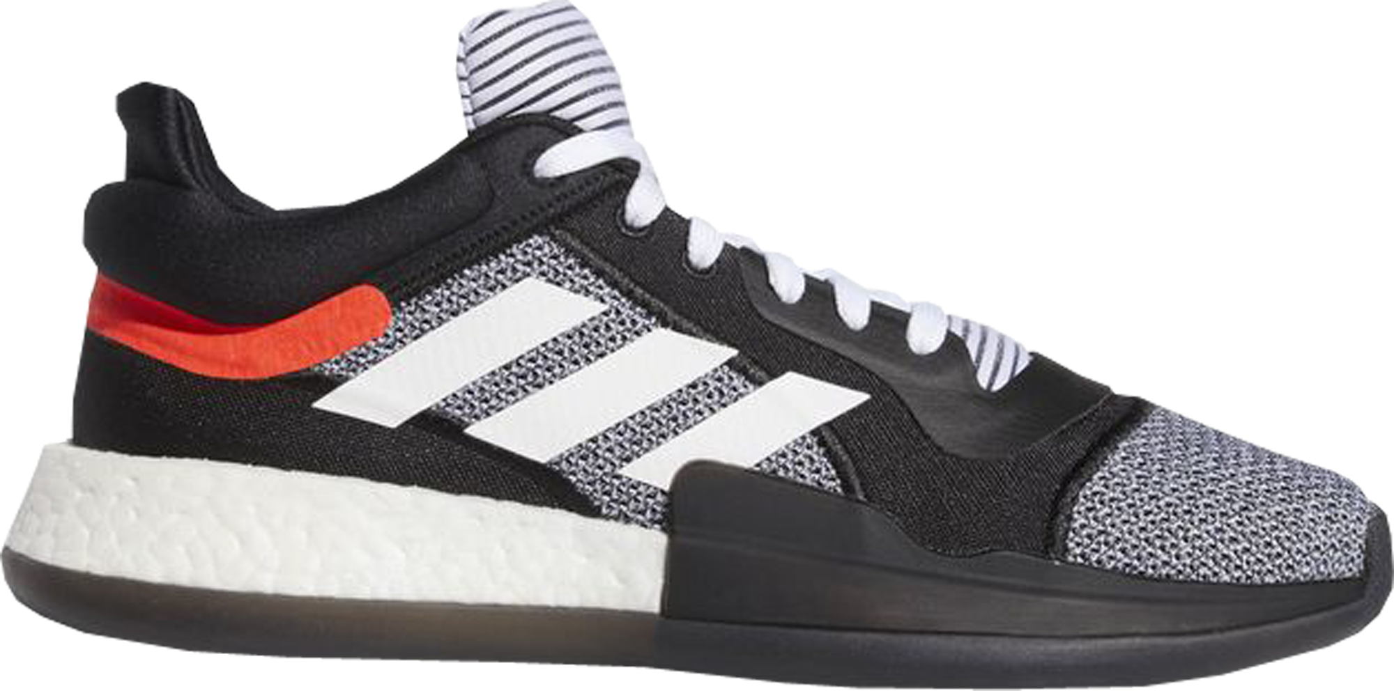 adidas Marquee Boost Low Core Black Cloud White