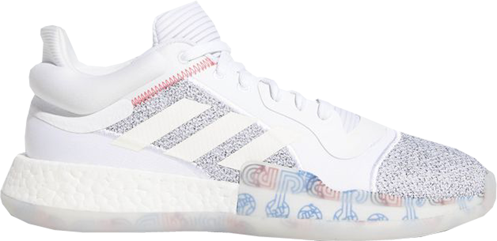 adidas Marquee Boost Low Footwear White