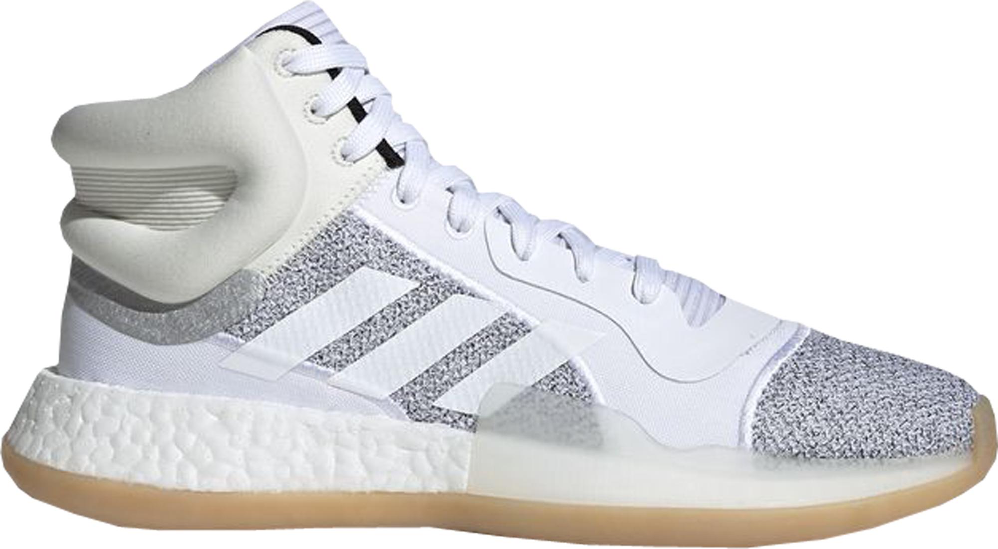 adidas Marquee Boost Raw White Cloud White
