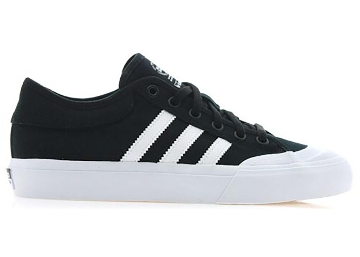 Adidas Matchcourt adidas Matchcourt Black White (2017) - F37383