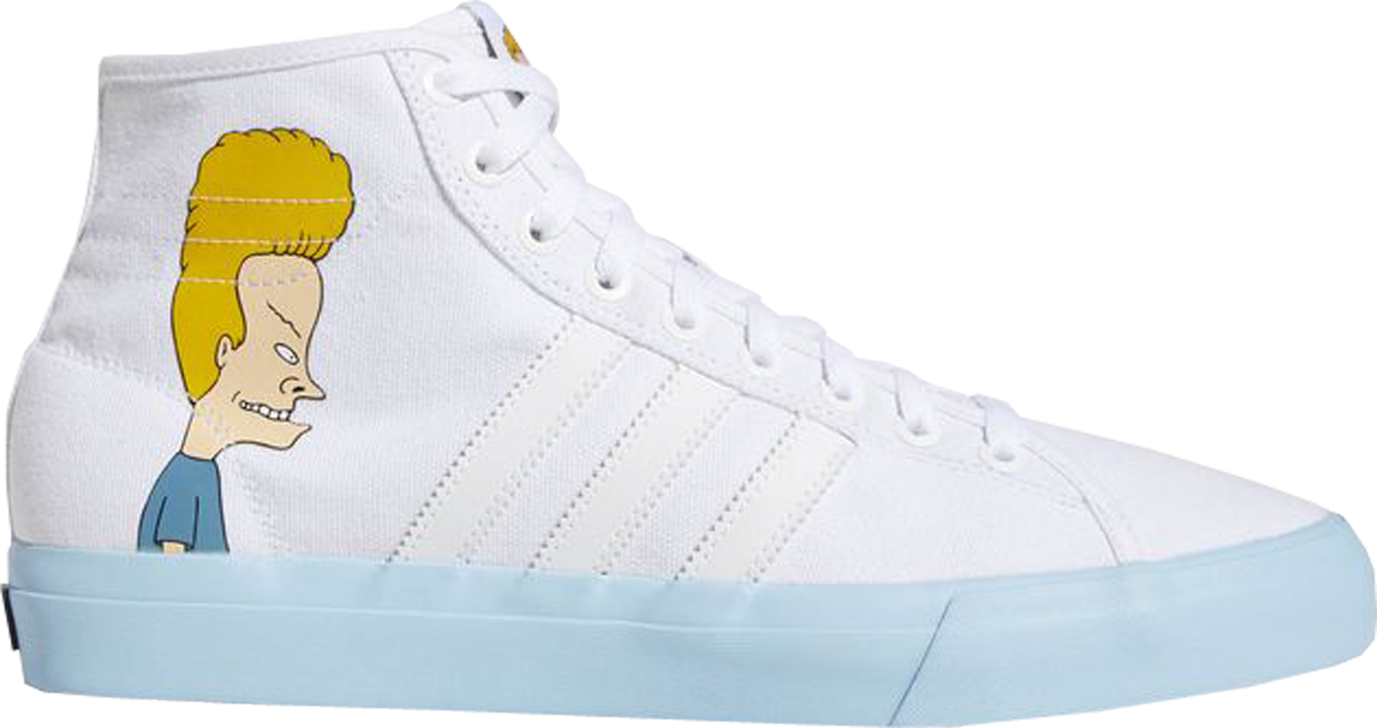 adidas Matchcourt Hi Beavis and Butt-head