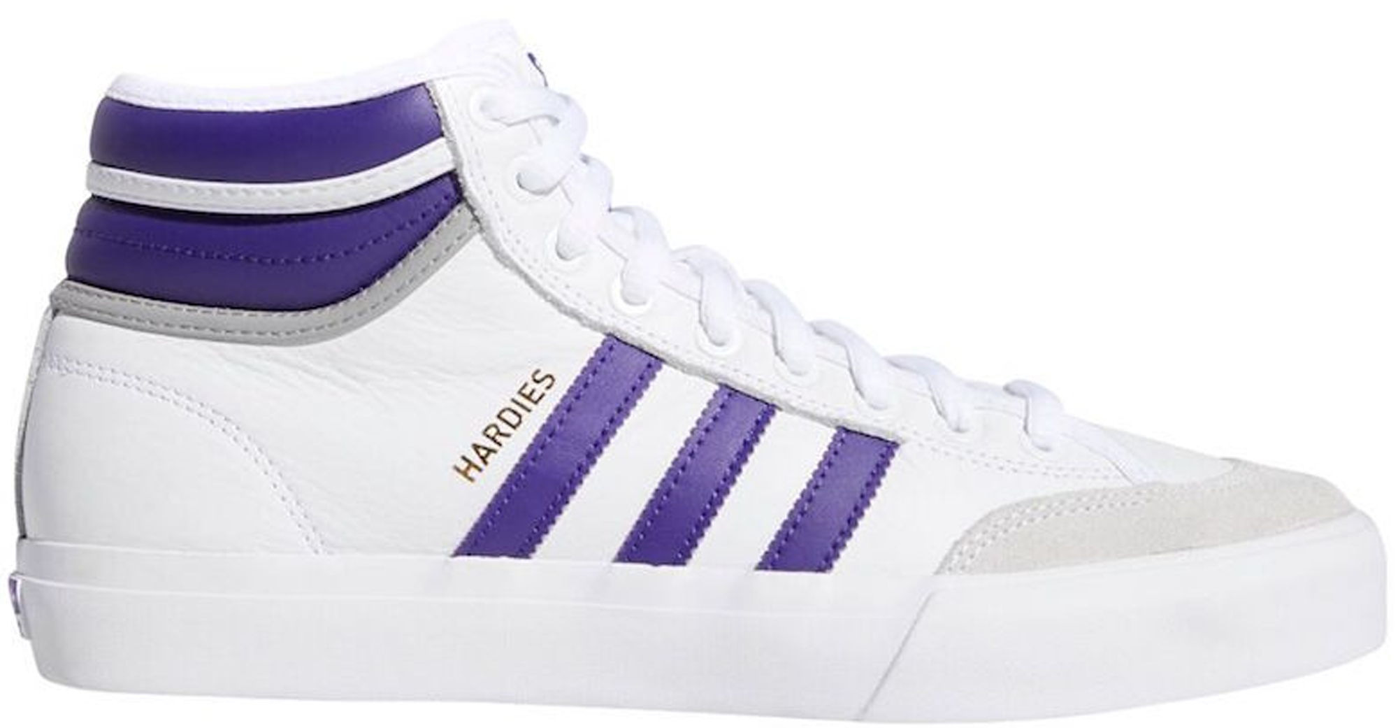 adidas matchcourt purple