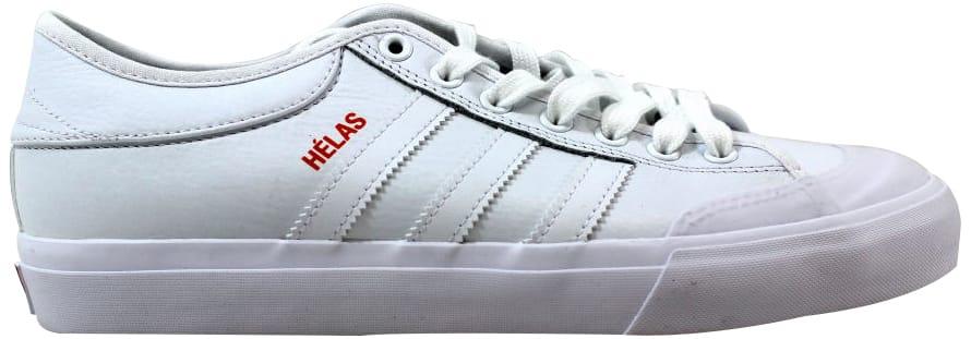 adidas Matchcourt X Helas White/White