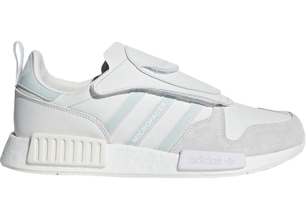 adidas Micropacer x R1 Never Made Triple White | 43einhalb