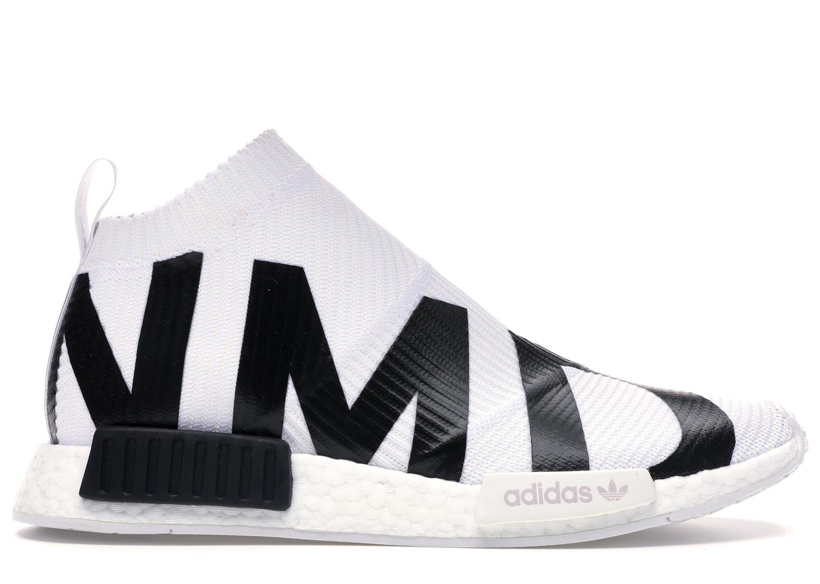 adidas NMD CS1 Bold Branding White