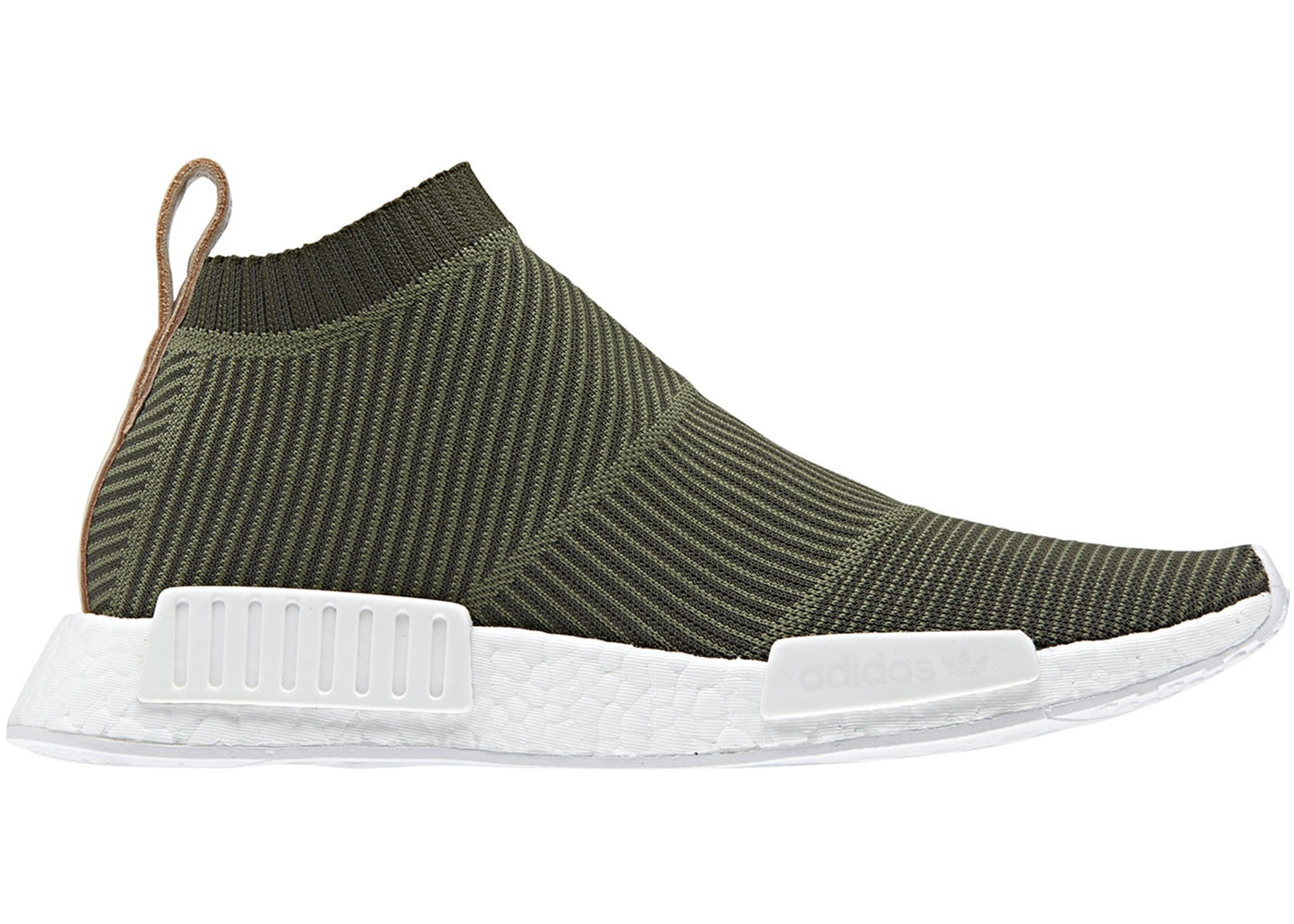 watch 3e236 803d7 adidas NMD CS1 Night Cargo Base Green - B37638