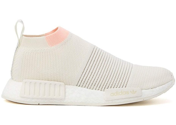 e1dcab20c7a5f adidas NMD CS1 White Clear Orange (W)