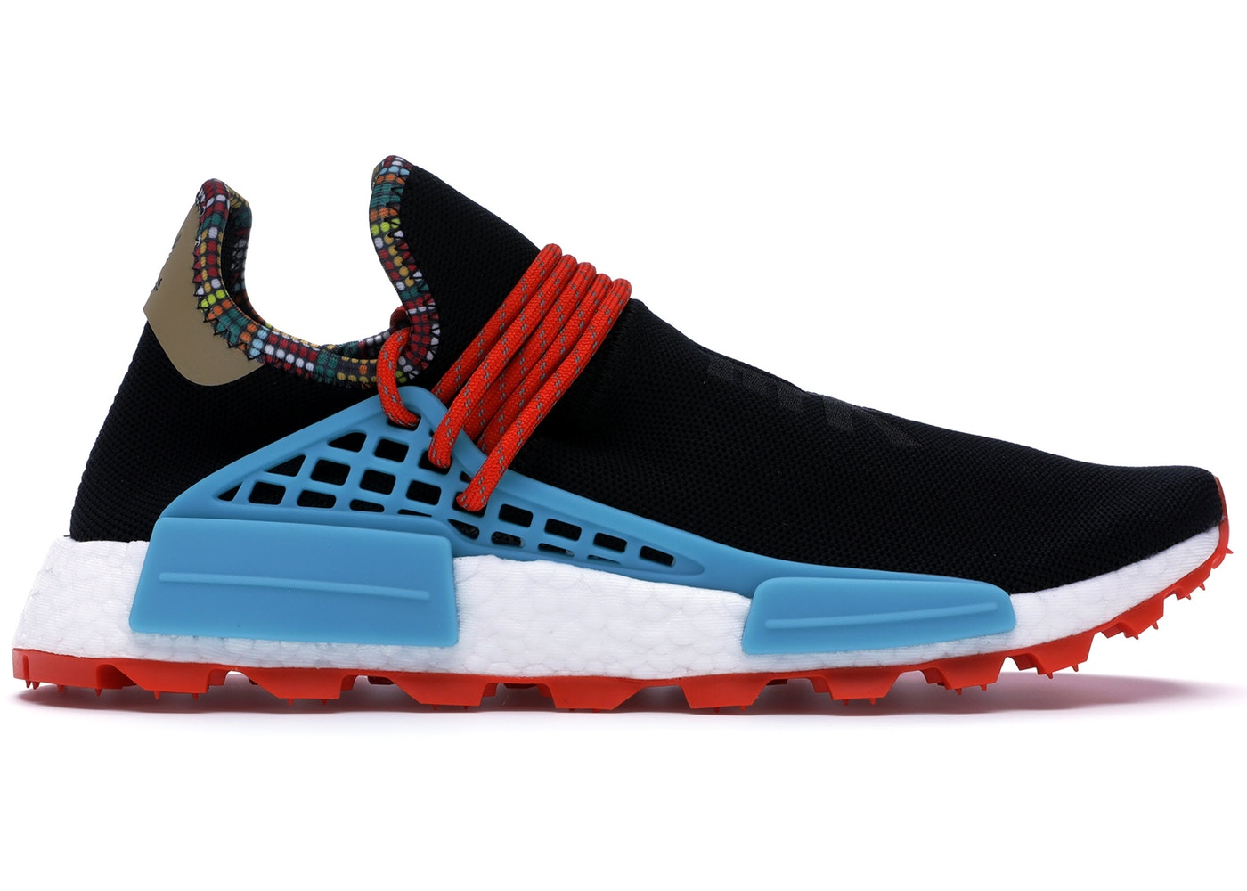 cheap for discount ba739 e258c adidas NMD Hu Pharrell Inspiration Pack Black