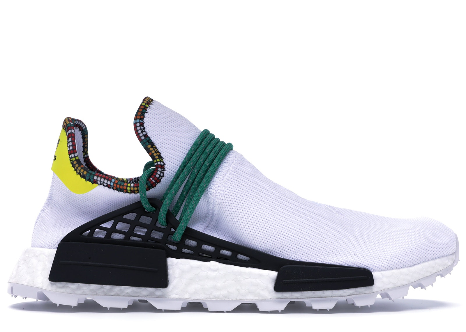 adidas NMD Hu Pharrell Inspiration Pack White