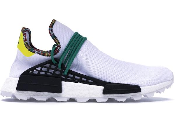 36c17b2fdb85f adidas NMD Hu Pharrell Inspiration Pack White
